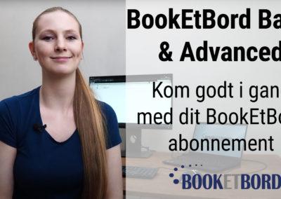 BookEtBord Basic & Advanced intro